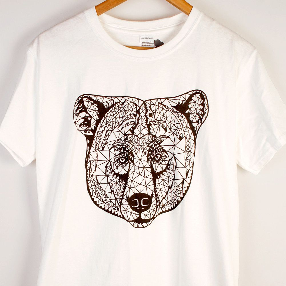 Courageous Bear Mindfun T-Shirt