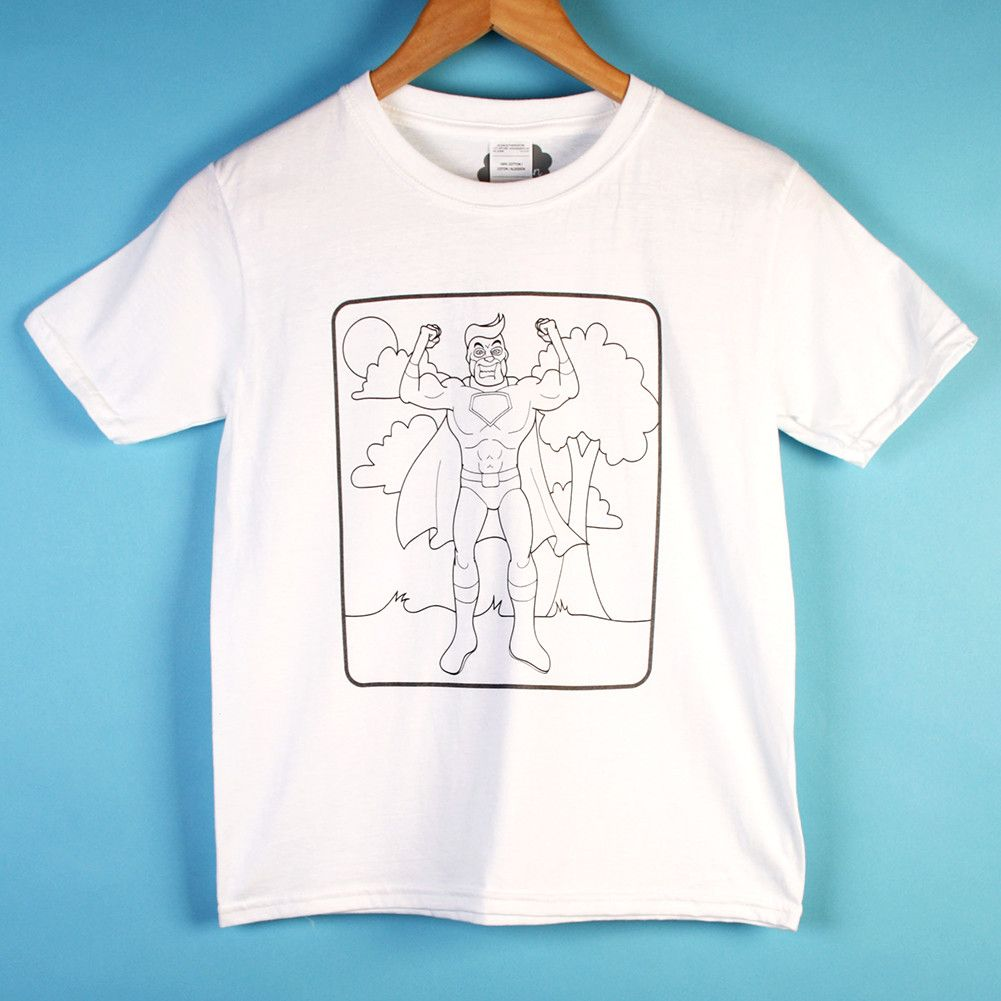 Caped Champion Mindfun T-Shirt