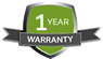 HoozEn 1 year minimum warranty