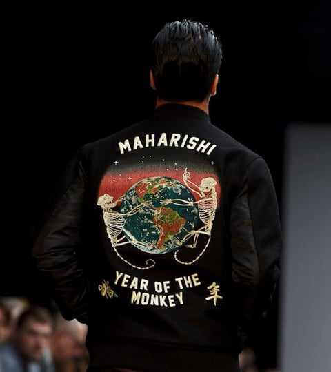 The Icons: Maharishi
