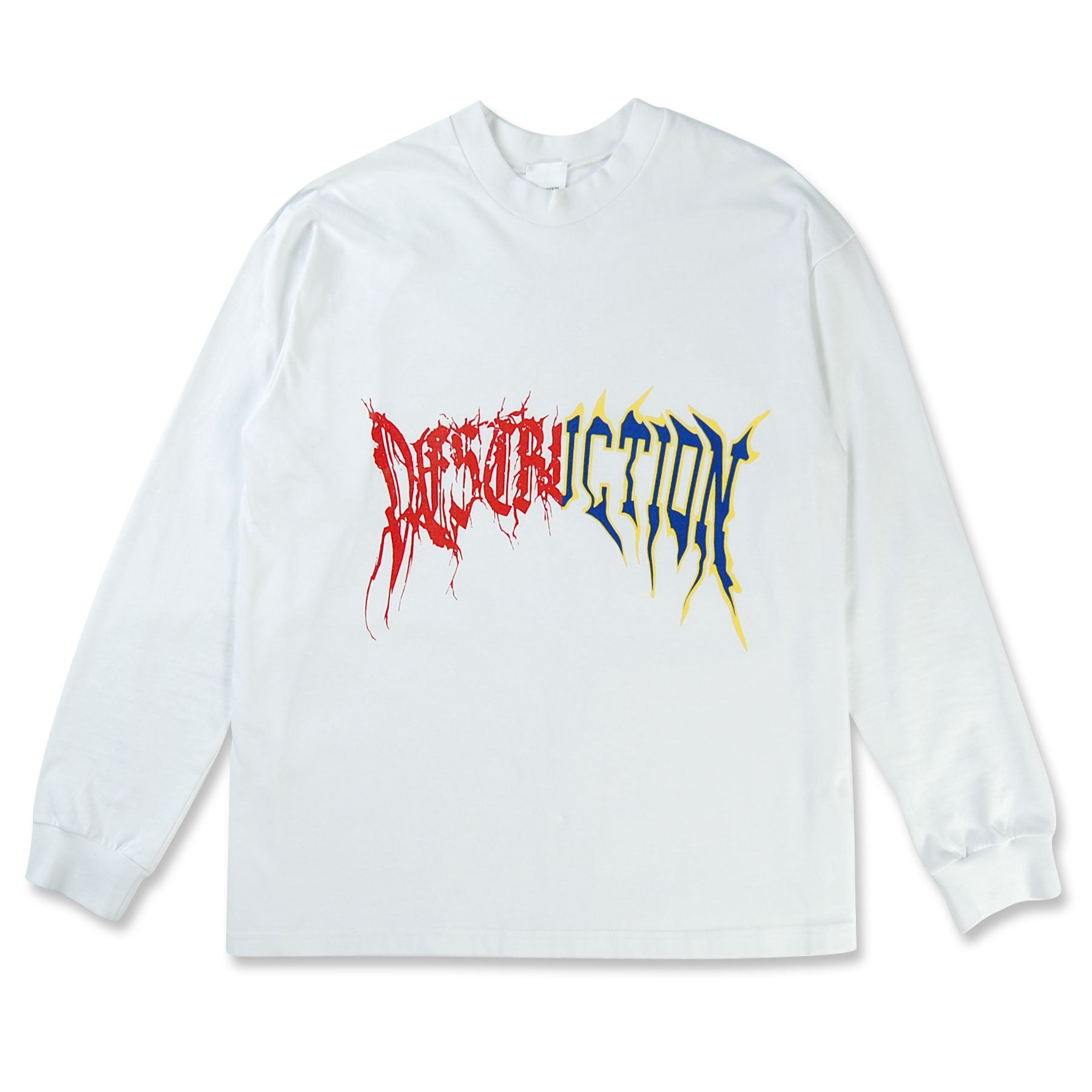 DESTRUCTION LS T-SHIRT