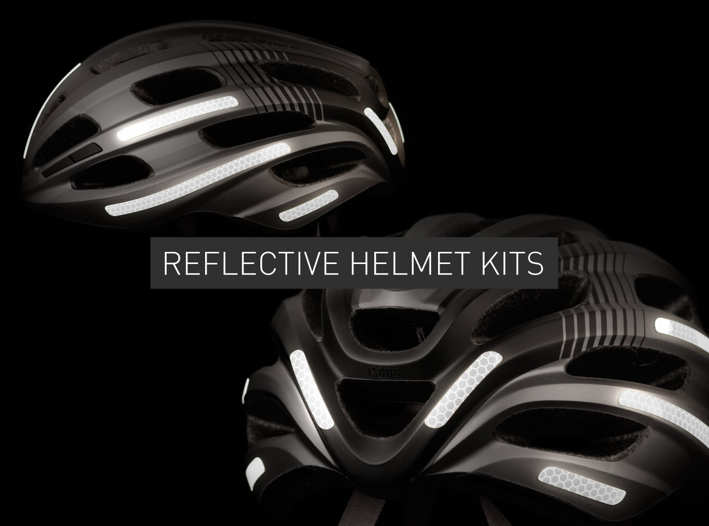 REFLECTIVE HELMET KITS