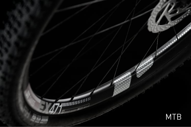 flectr 360 fits all mountain bike wheels