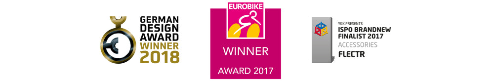 flectr zero bike reflector awards