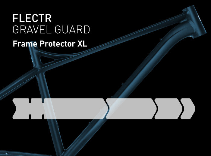 FLECTR GRAVEL GUARD Frame Protector XL