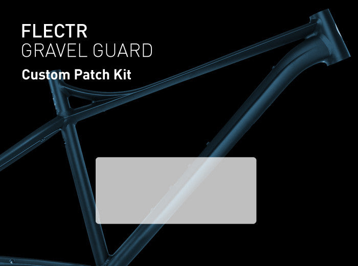 FLECTR Gravel Guard custom patch
