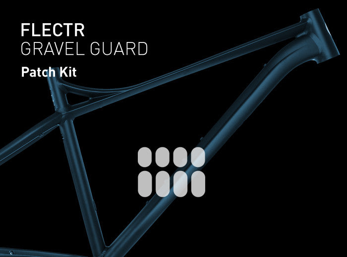 FLECTR GRAVEL GUARD Patch Kit