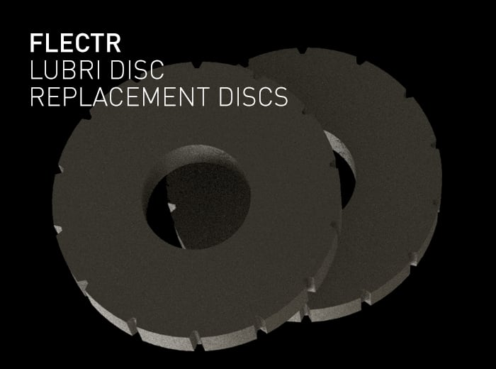 FLECTR LUBRI DISC replacement discs