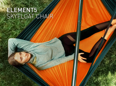 SkyFloat | The foldable hammock chair - SALE! (Europe only)