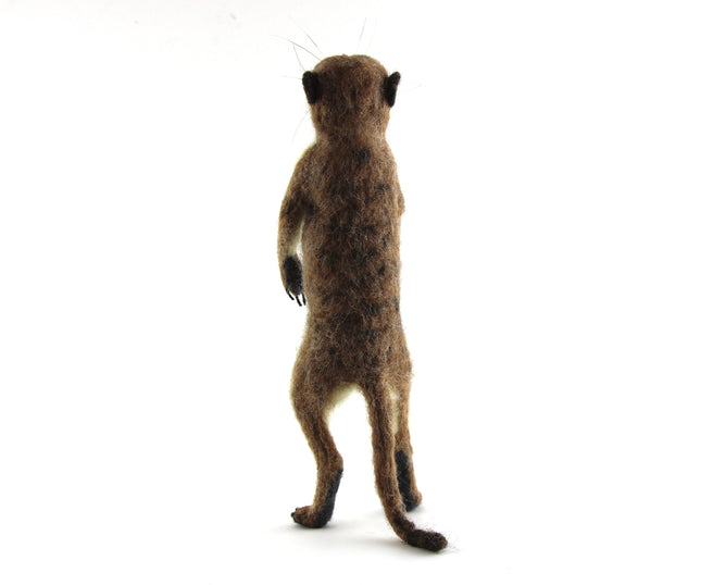 Mylo The Meerkat | Needle Felting Kit