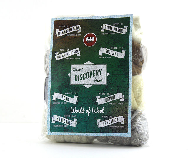 Breed Discovery Pack