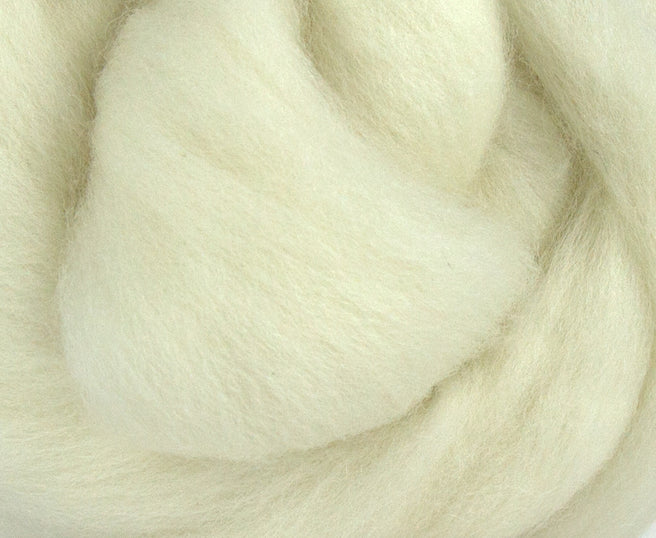 White Polwarth Top