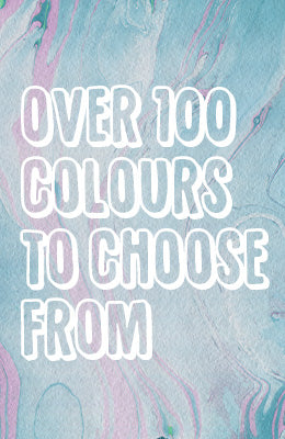 100 Dyed Merino Colours