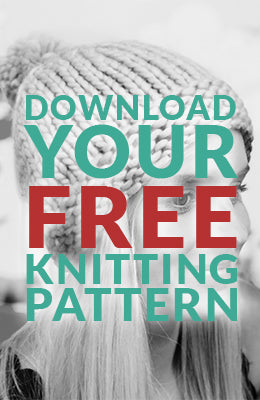 Need something to knit with?