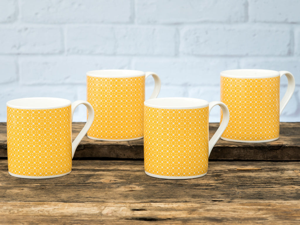 Seymour Mugs Set of 4