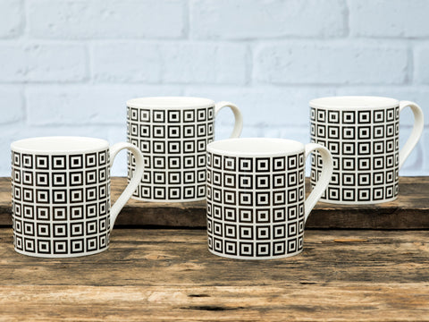 Neville Mug Set of 4
