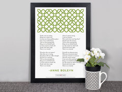 Quotes Posters (Anne Boleyn)