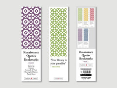 Quotes Bookmarks (Pack 1)