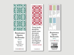 Quotes Bookmarks (Pack 2)