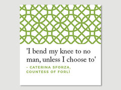 Women Quotes Greeting Cards (Pack of 5)