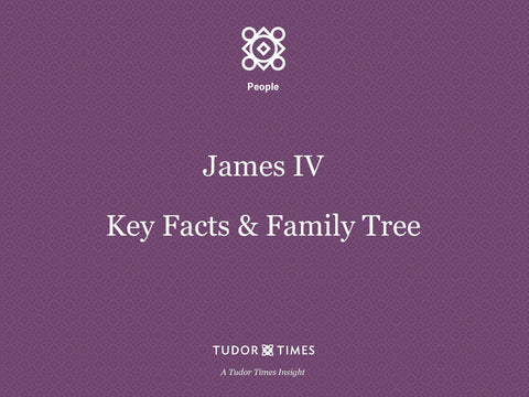 Family Tree James IV
