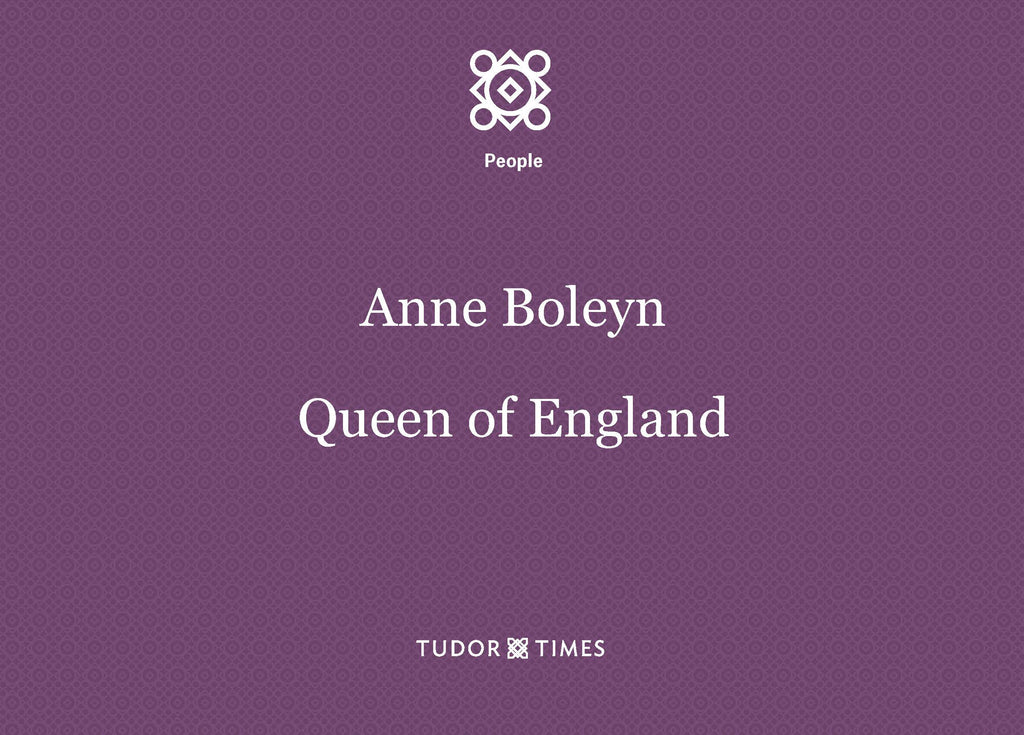 Anne Boleyn Family Tree