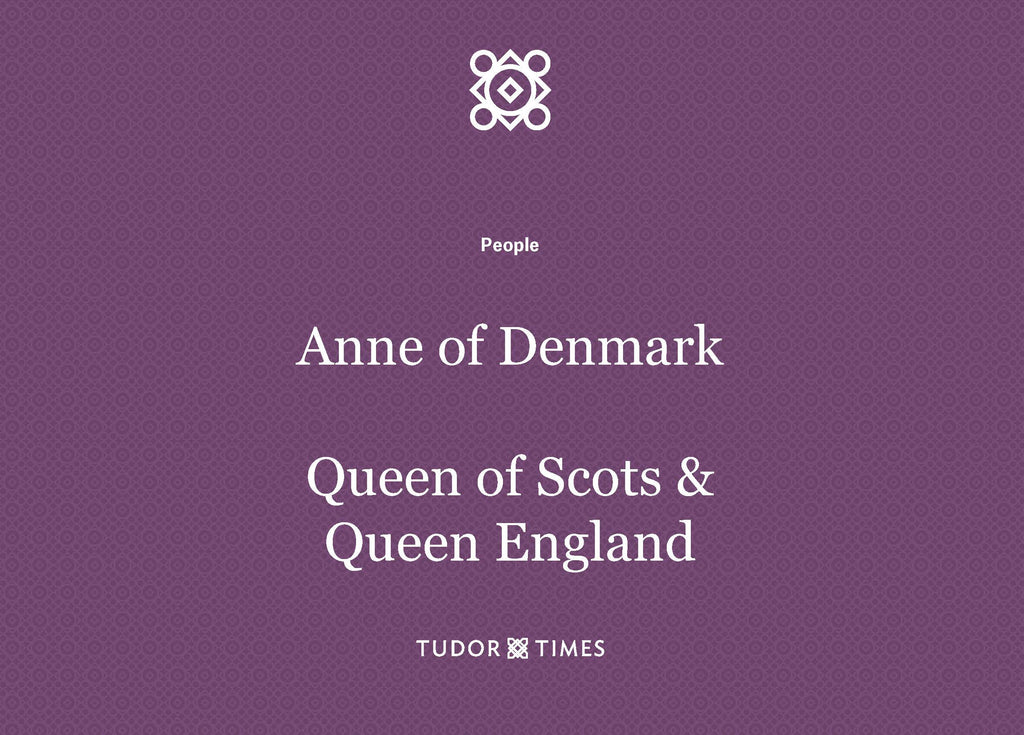 Anne of Denmark Family Tree
