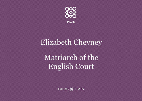 Descendants of Elizabeth Cheyney