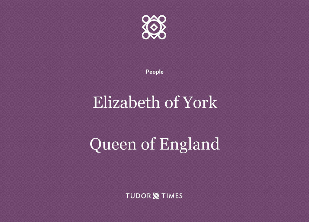 Elizabeth of York, Queen of England: Family Tree