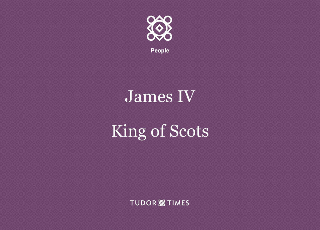 James IV: Family Tree