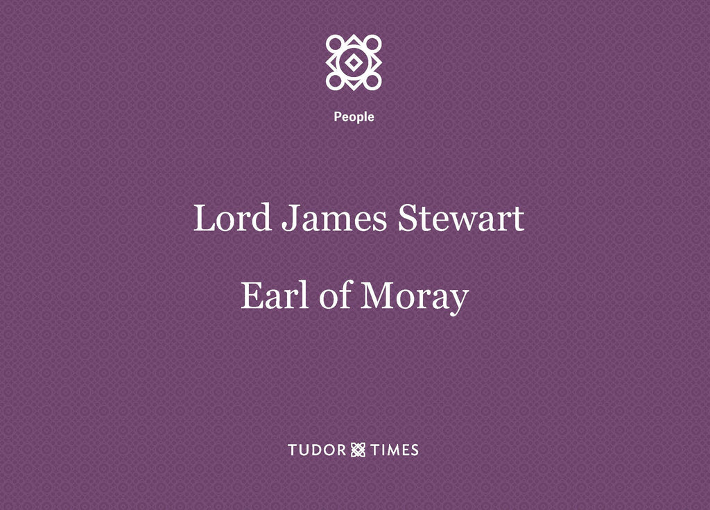 James Stewart, Earl of Moray: Family Tree