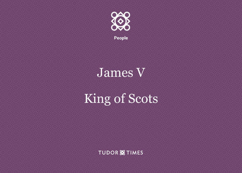 James V: Family Tree