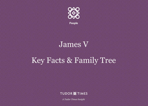 Family Tree James V