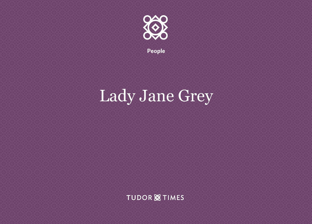 Lady Jane Grey: Family Tree