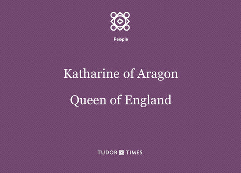Katharine of Aragon: Family Tree