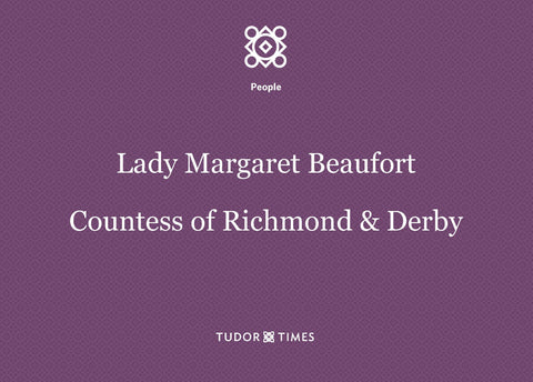 Lady Margaret Beaufort: Family Tree