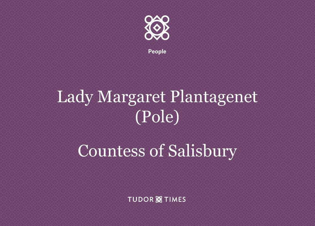 Lady Margaret Plantagenet (Pole) Family Tree
