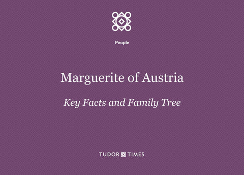 Family Tree Marguerite of Austria