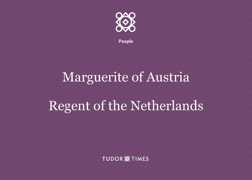 Marguerite of Austria, Regent of the Netherlands: Family Tree