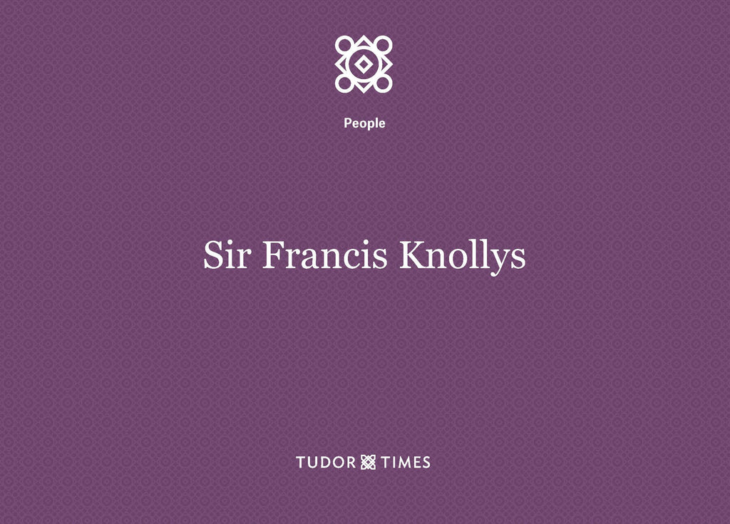Sir Francis Knollys Family Tree