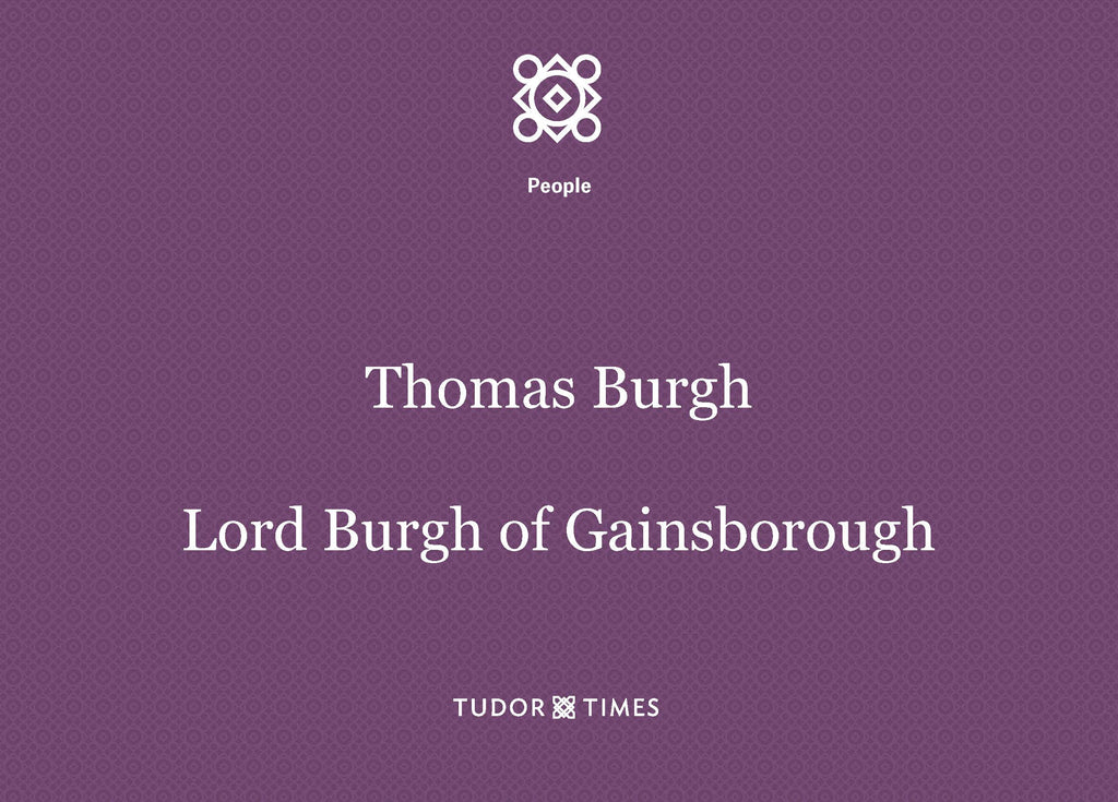 Thomas Burgh, Lord of Gainsborough: Family Tree