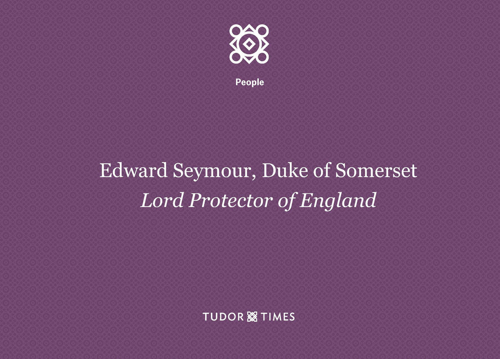 Edward Seymour, Duke of Somerset Family Tree
