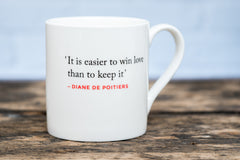 Renaissance Quote Mugs Set of 6