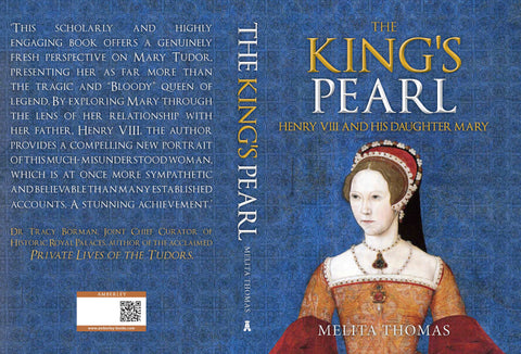 The King's Pearl: Henry VIII and his daughter Mary - Paperback