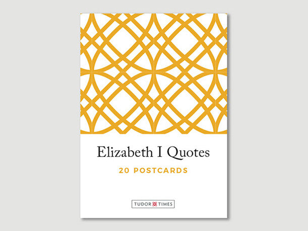 Elizabeth I Quotes Postcards (Pack of 20)