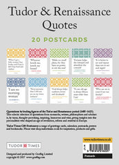 Quotes Postcards (Pack of 20)