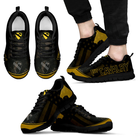 1st Cavalry Division - Men's - Black Laces