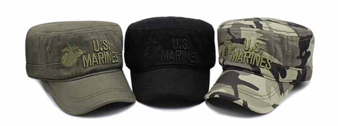 USMC U.S. Marines Embroidered Baseball Cap Hat