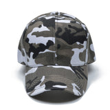 2017 Snow Camo Baseball Cap Men Tactical Cap Camouflage Snapback Hat Men Trucker