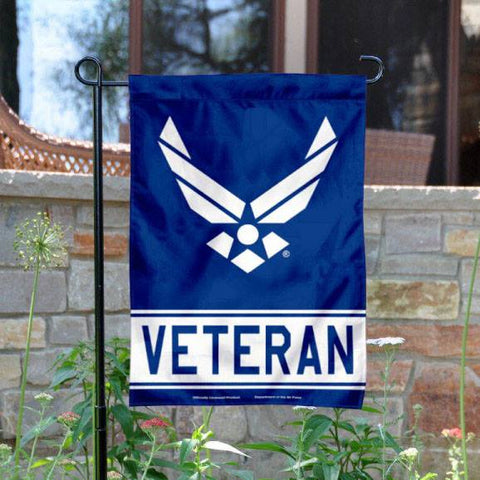 US Air Force Veteran Garden Flag USAFVETGF